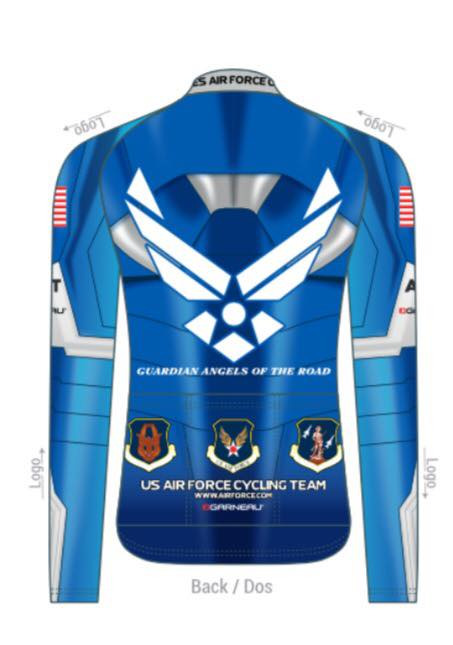 2018 Kit Revealed! – US Air Force Cycling Team 6c3358e69