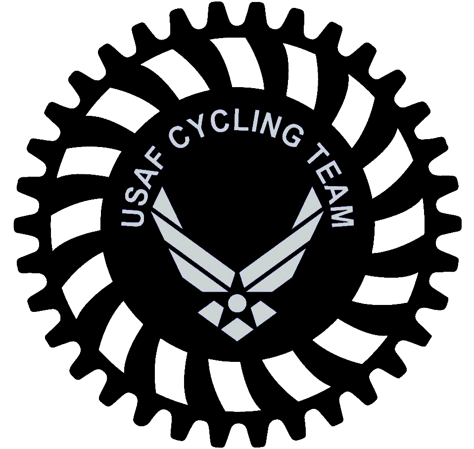 US Air Force Cycling Team logo
