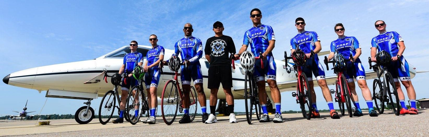 US Air Force Cycling Team